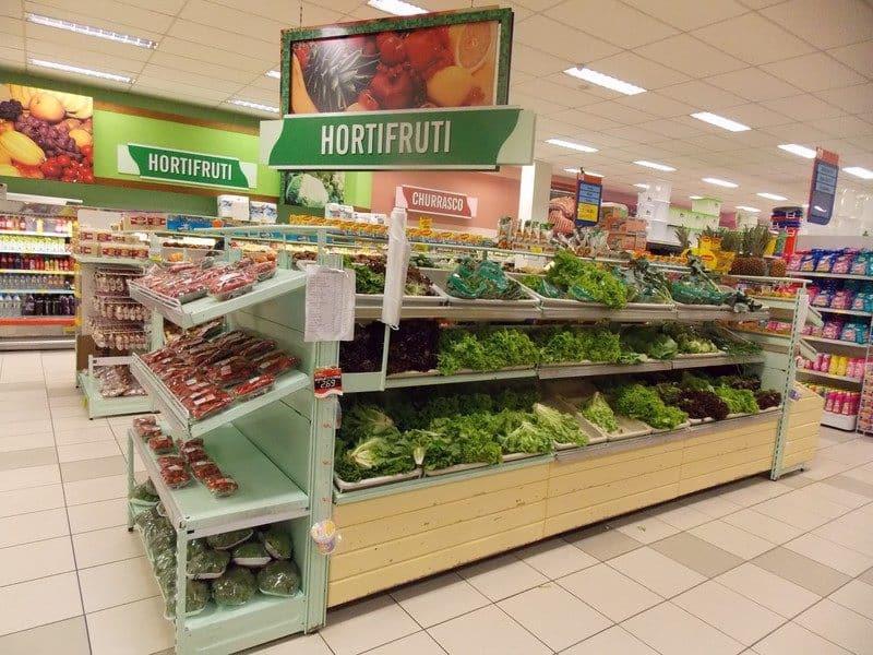 setor de hortifruti